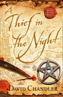 A thief in the night av David Chandler (Heftet)