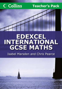Edexcel International GCSE Maths Teacher Guide av Isabel Marsden og Chris Pearce (Spiral)