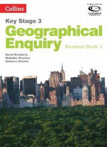 Geographical Enquiry Student Book 1 av David Weatherly, Nicholas Sheehan og Rebecca Kitchen (Heftet)