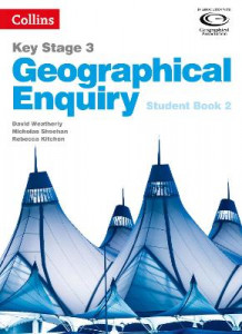 Collins Key Stage 3 Geography: Geographical Enquiry Student Book 2 av David Weatherly, Nicholas Sheehan, Rebecca Kitchen, David Rayner, Victoria Ellis og David Rogers (Heftet)