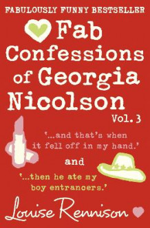 Fab Confessions of Georgia Nicolson (Vol 5 and 6) av Louise Rennison (Heftet)