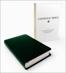 Catholic Bible: New Revised Standard Version (NRSV) Anglicised Deluxe Edition with the Grail Psalms (Praktinnbinding)