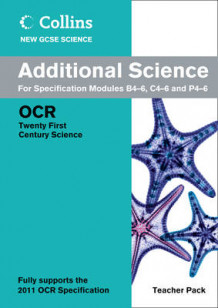 Collins GCSE Science 2011: Additional Science Teacher Pack: OCR 21st Century Science av Peter Ellis, Gareth Price, Jo Foster, Dave Kelly, Shaista Shirazi, Sarah Jinks og Alison Alexander (Spiral)