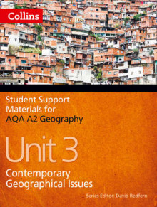Student Support Materials for Geography: AQA A2 Geography Unit 3: Contemporary Geographical Issues av Philip Banks og Paula Howell Evans (Heftet)
