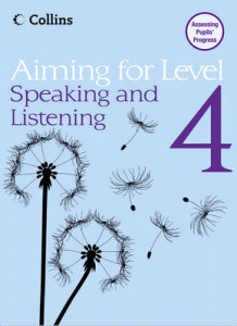 Aiming for: Speaking and Listening Level 4 av Keith Brindle (Heftet)