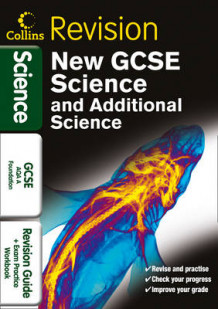 GCSE Science & Additional Science AQA A Foundation (Heftet)