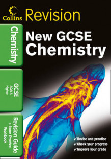 Collins GCSE Revision: GCSE Chemistry AQA A: Revision Guide and Exam Practice Workbook (Heftet)
