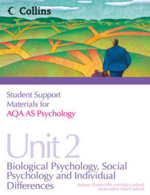 AQA AS Psychology Unit 2 av Eleanor Hills og Mike Cardwell (Heftet)