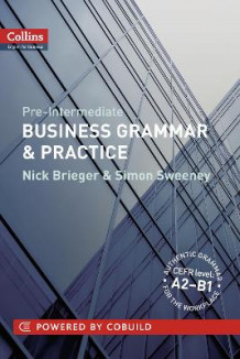 Business Grammar & Practice av Nick Brieger og Simon Sweeney (Heftet)