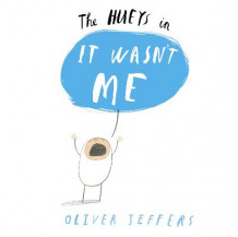 It Wasn't Me av Oliver Jeffers (Innbundet)