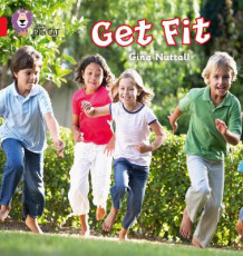 Collins Big Cat Phonics: Get Fit: Band 02A/Red A av Gina Nuttall (Heftet)