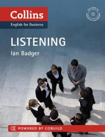 Business Listening av Ian Badger (Heftet)