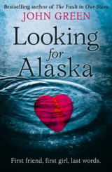 Omslag - Looking for Alaska