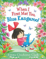 Omslag - When I First Met You, Blue Kangaroo!