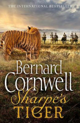 Omslag - Sharpe's Tiger: The Siege of Seringapatam, 1799 (the Sharpe Series, Book 1)