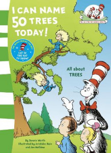 The Cat in the Hat's Learning Library: I Can Name 50 Trees Today av Dr. Seuss (Heftet)