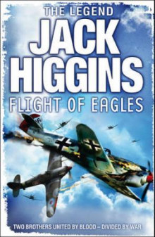 Flight of eagles av Jack Higgins (Heftet)