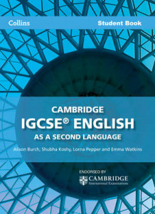 Cambridge IGCSE English as a Second Language Student Book av Alison Burch, Shubha Koshy og Emma Watkins (Heftet)