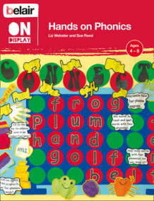 Belair on Display: Hands on Phonics av Liz Webster og Sue Reed (Heftet)