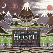 The Art of the Hobbit av J. R. R. Tolkien (Innbundet)