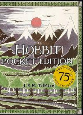 The Pocket Hobbit av J. R. R. Tolkien (Innbundet)