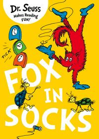 Dr. Seuss: Fox in Socks av Dr. Seuss (Heftet)