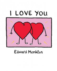 I Love You Boxset av Edward Monkton (Innbundet)