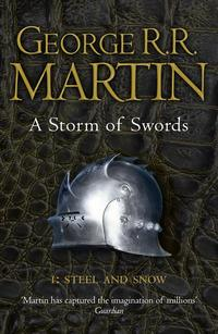 A Storm of Swords: Part 1 Steel and Snow (Reissue) av George R. R. Martin (Heftet)