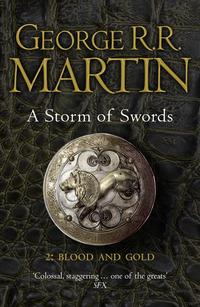 A Storm of Swords: Part 2 Blood and Gold (Reissue) av George R. R. Martin (Heftet)