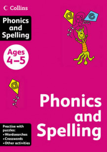 Collins Practice: Collins Phonics and Spelling: Ages 4-5 (Heftet)
