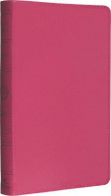 Holy Bible: English Standard Version (ESV) Anglicised Pink Thinline edition av Collins Anglicised ESV Bibles (Heftet)