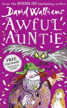 Awful Auntie av David Walliams (Innbundet)