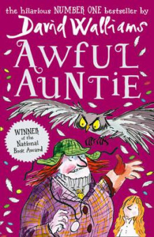 Awful auntie av David Walliams (Heftet)