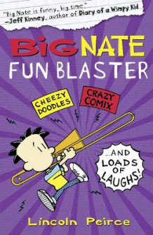 Big Nate Fun Blaster av Lincoln Peirce (Heftet)