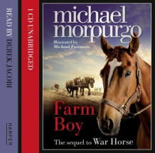 Farm Boy av Michael Morpurgo (Lydbok-CD)