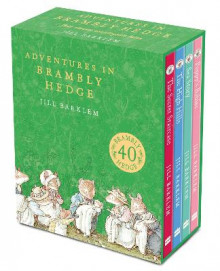 Adventures in Brambly Hedge av Jill Barklem (Innbundet)