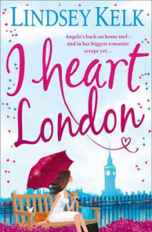 I heart london av Lindsey Kelk (Heftet)