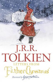 Letters from Father Christmas av J. R. R. Tolkien (Innbundet)