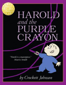 Essential Picture Book Classics: Harold and the Purple Crayon av Crockett Johnson (Heftet)