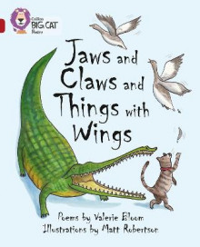 Jaws and Claws and Things with Wings: Band 14/Ruby av Valerie Bloom (Heftet)
