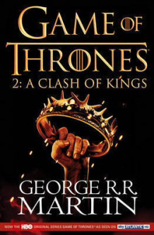 A Clash of Kings: Game of Thrones Season Two av George R. R. Martin (Heftet)