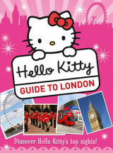 Omslag - Hello Kitty's Guide to London