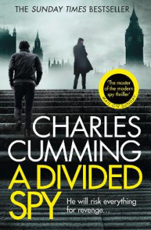 A Divided Spy av Charles Cumming (Heftet)
