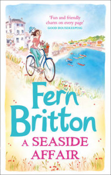 A Seaside Affair av Fern Britton (Innbundet)
