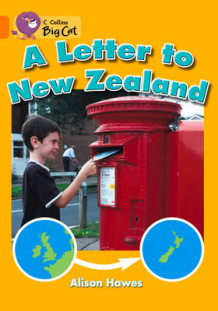 A Letter to New Zealand: Band 06/Orange av Alison Hawes (Heftet)