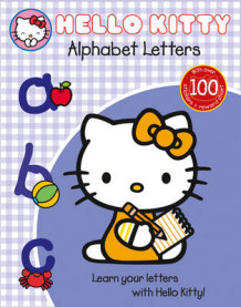 Learn with Hello Kitty: Alphabet Letters (Heftet)