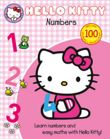 Learn with Hello Kitty: Numbers (Heftet)