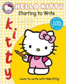 Learn with Hello Kitty: Starting to Write (Heftet)