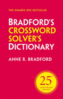 Collins Bradford's Crossword Solver's Dictionary av Anne R. Bradford (Innbundet)