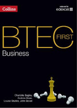 Omslag - BTEC First Business